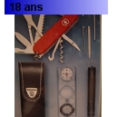 COUTEAU SUISSE TRAVELER SET